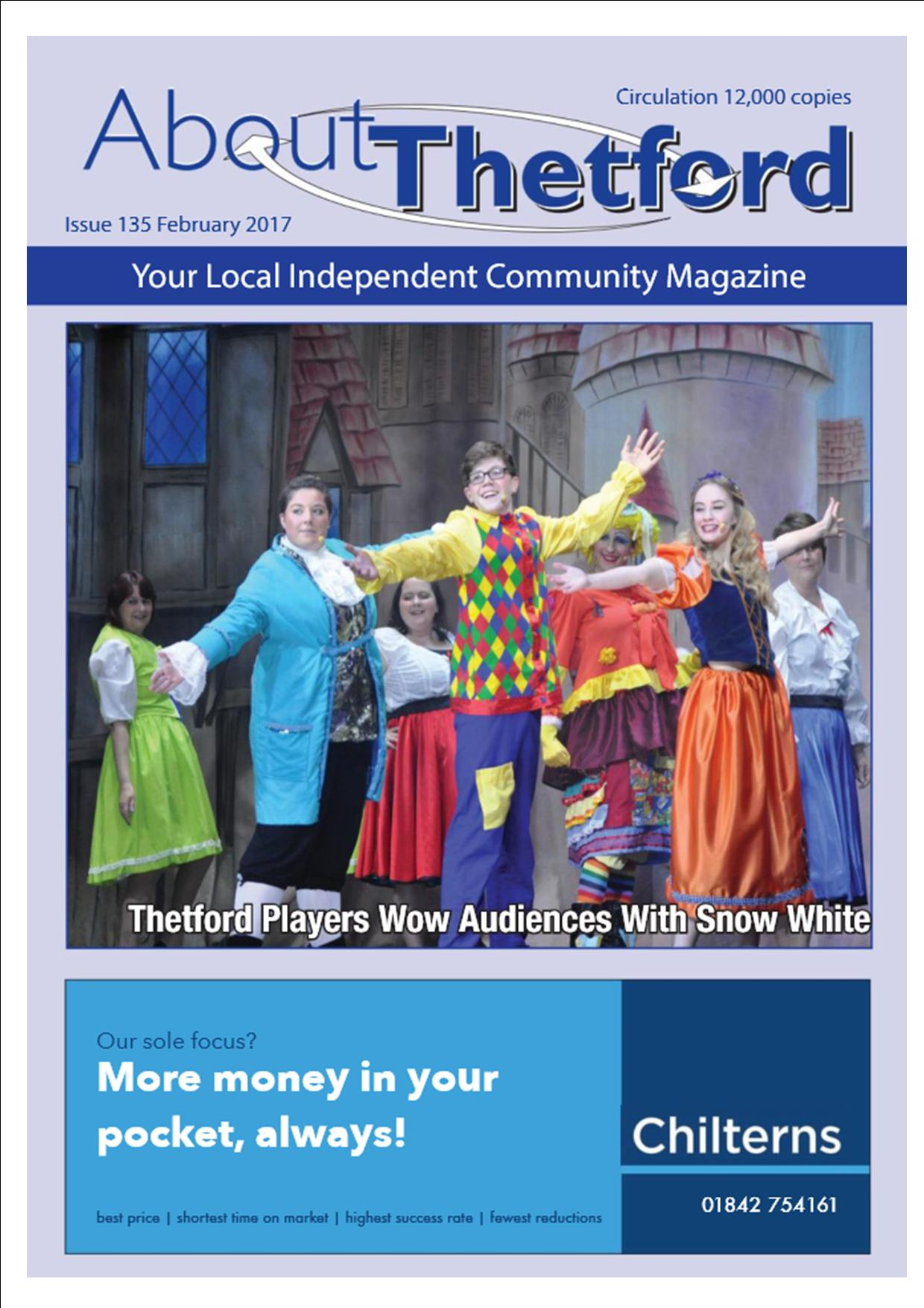 Thetford Players wow audiences with Snow White